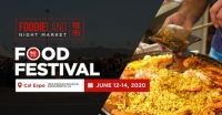FoodieLand Night Market  - Sacramento (June 12-14) | Cal Expo