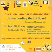 Understanding the IB Board - Aurangabad
