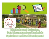 Monitoring and Evaluation Data Management and Analysis in Agriculture and Rural Development