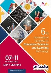 6th International Congress on Education Sciences and Learning Technology (ICESLT)