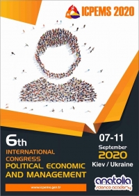6th International Congress on Political, Economic and Management Sciences (ICPEMS)