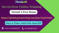 ServiceNow Online Training | ServiceNow Training