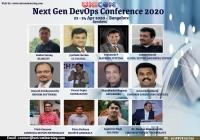 Next Gen DevOps Conference 2020 - Bangalore