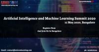Artificial Intelligence and Machine Learning Summit 2020 - Bangalore