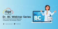 Dr BC Webinar Series: Effective Financial Reporting in Dynamics 365 Business Central
