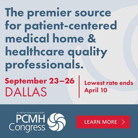 PCMH Congress, Dallas, Texas, United States