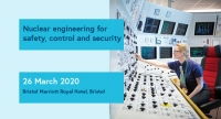 Nuclear engineering for safety, control and security 2020