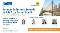 Integer Emission Summit and ARLA 32 Forum Brazil