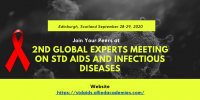 2nd Global Experts Meeting on STD-AIDS and Infectious Diseases