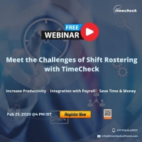 Manage Workforce with Shift Rostering & Time Managing Software
