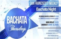 Bachata Thursdays - Dance Lessons and Bachata y Salsa Party,  Every Thursday