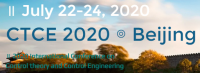 2020 International Conference on Control theory and Control Engineering (CTCE 2020)