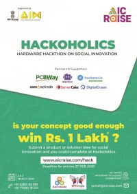 Hackoholics