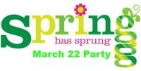 Spring Has Spring! Mixer