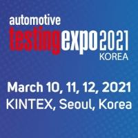 Automotive Testing Expo 2021 - Seoul, Korea - March 10, 11, 12