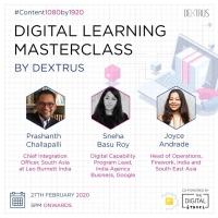 Digital Learning Masterclass