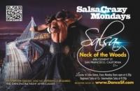 SalsaCrazy Mondays - SALSA Dance Lessons, Salsa and Bachata Party [4 WEEKS]