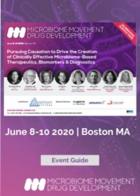 5th Microbiome Movement Drug Development Summit 2020