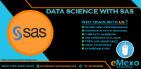 Data Science with SAS Training Institute in Electronic City Bangalore