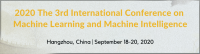 The 3rd International Conference on Machine Learning and Machine Intelligence (MLMI 2020)