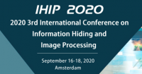 2020 3rd International Conference on Information Hiding and Image Processing (IHIP 2020)