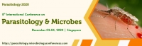 8th International Conference on Parasitology & Microbes