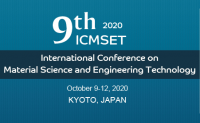 2020 9th International Conference on Material Science and Engineering Technology (ICMSET 2020)