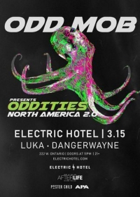 Afterlife: Odd Mob North America Tour