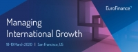 EuroFinance Managing International Growth - San Francisco