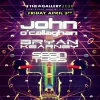 John O'Callaghan, Bryan Kearney And Sean Tyas
