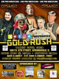 PWA Gold Rush