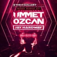Ummet Ozcan And Jay Hardway