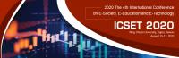 2020 The 4th International Conference on E-Society, E-Education and E-Technology (ICSET 2020)