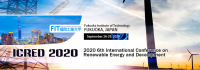 2020 6th International Conference on Renewable Energy and Development (ICRED 2020)