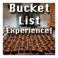 111 Healing Bowls, Essential Oils and Chocolate Experience, Tucson, AZ