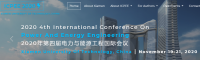 2020 4th International Conference on Power and Energy Engineering (ICPEE 2020)