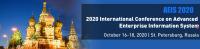 2020 International Conference on Advanced Enterprise Information System (AEIS 2020)
