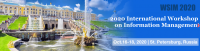 2020 International Workshop on Information Management (WSIM 2020)