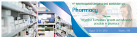 4th International Congress and Exhibition on Pharmacy