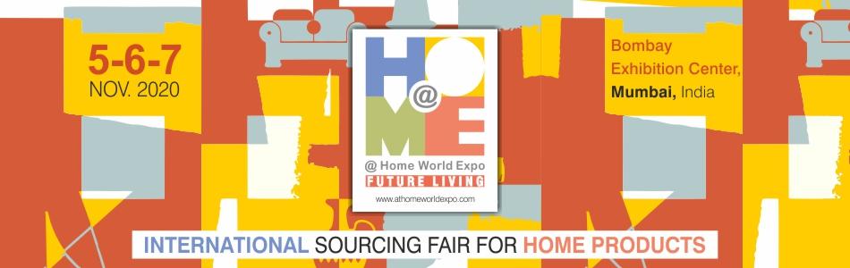 @Home World Expo - Future Living, Mumbai, Maharashtra, India