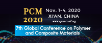 7th Global Conference on Polymer and Composite Materials (PCM 2020)