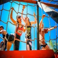 Rugged Maniac 5k Obstacle Race, Sacramento - October 2020