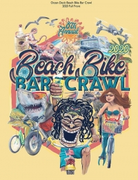 Beach Bike Bar Crawl