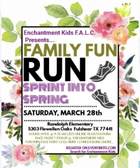 Family SPRING Fest and Fun Run!