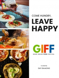 GIFF/GOOD INDIAN FOOD FESTIVAL