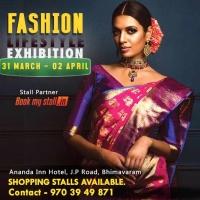Fashion Lifestyle Exhibition at Bhimavaram - BookMyStall
