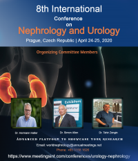 8th International Conference on Nephrology and Urology