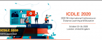 2020 11th International Conference on Distance Learning and Education (ICDLE 2020)