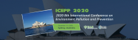 2020 8th International Conference on Environment Pollution and Prevention (ICEPP 2020)