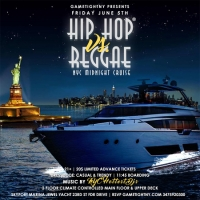 NYC Hip Hop vs. Reggae Midnight Yacht Party at Jewel Yacht